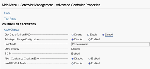 Advanced Controller Management 2