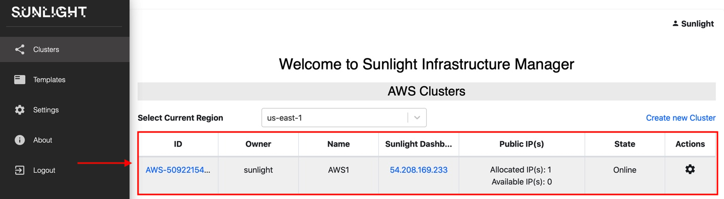 AWS add converted